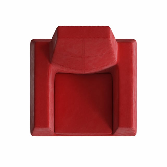 Stealth Lounge Chair by Artist Troy Smith - Contemporary Design - Custom Furniture For Sale - Image 6 of 8