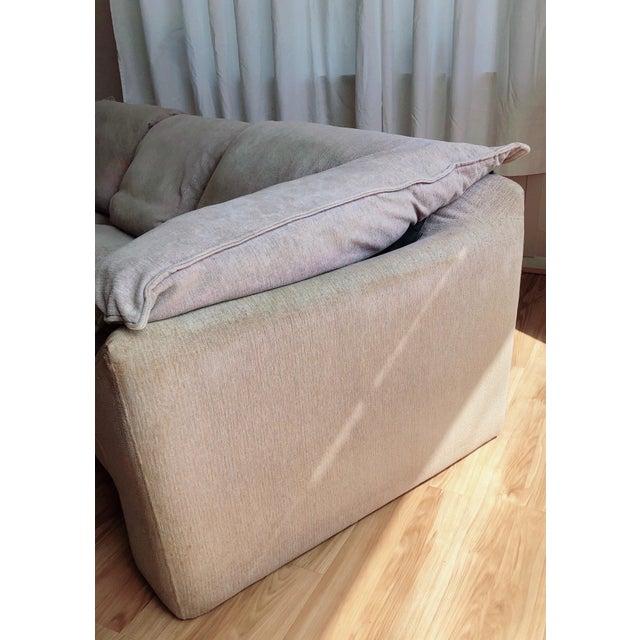 Niels Eilersen N. Eilersen Danish Modern Down Sofa For Sale - Image 4 of 13