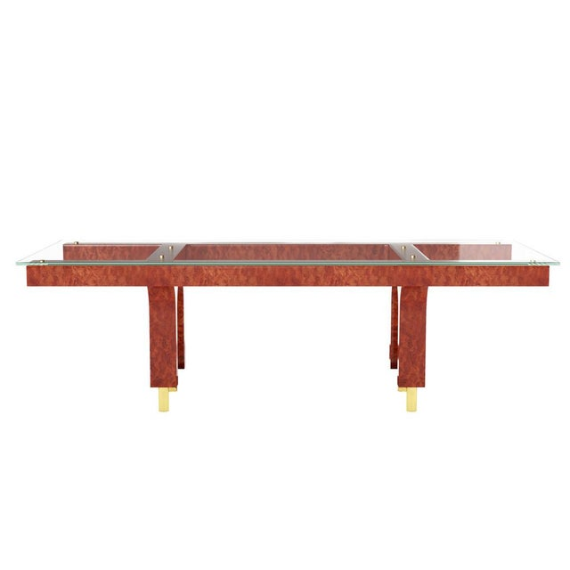 Great Arch Dining Table by Artist Troy Smith - Contemporary Design - Handmade Furniture - Limited Edition. Hand Made /...