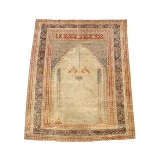 Tabriz Persian Prayer Rug For Sale