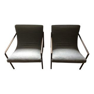 Cisco Brothers Griffin Chairs - A Pair For Sale