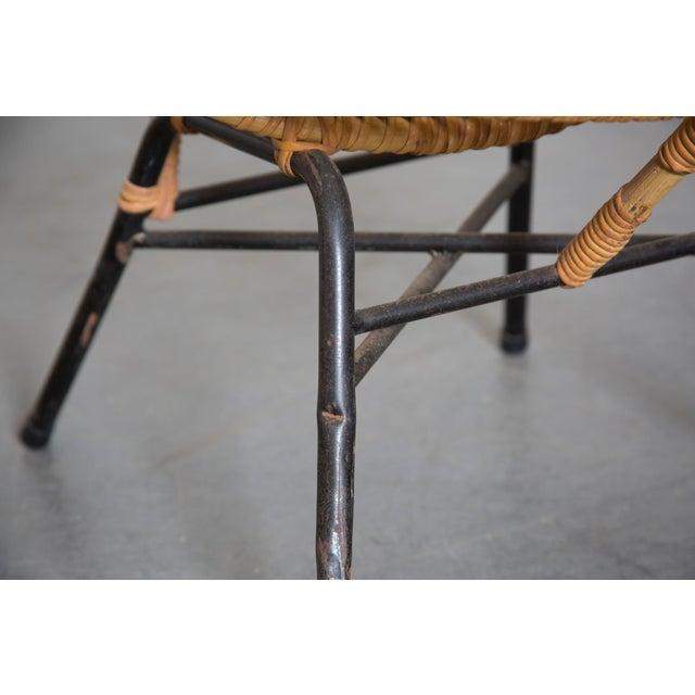 Rohe Noordwolde Bamboo Hoop Armchair - Image 11 of 11