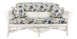 Image of Antique White Standard Sofas