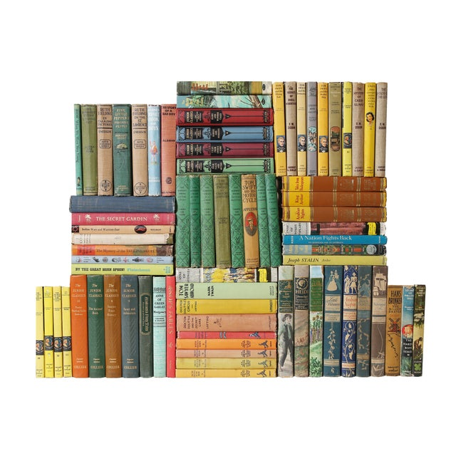 Curated collection of 75 children's classics published 1850-1975. A delightful blend of memorable stories and series in a...