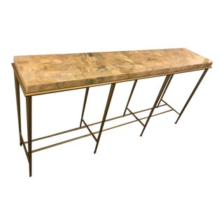 Modern Essie Console Table For Sale