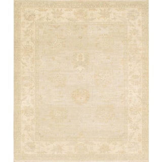 """Pasargad Ny Hand-Knotted Farahan Area Rug - 8'x 9'9"""" For Sale"""