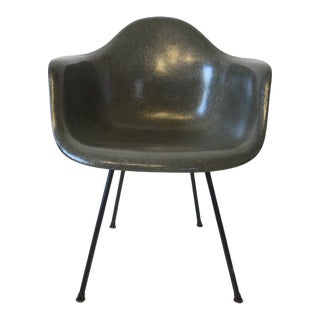Eames Armshell Chair 2nd Generation by Herman Miller For Sale