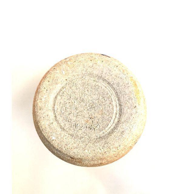 Handmade Mottled Clay Vase - Image 6 of 6