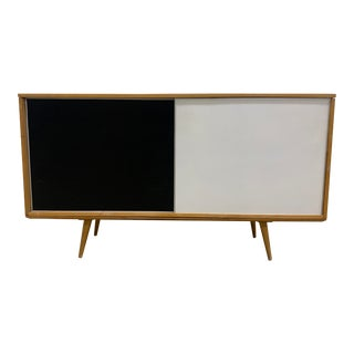 1950s Paul McCobb Mid Century Modern Credenza For Sale
