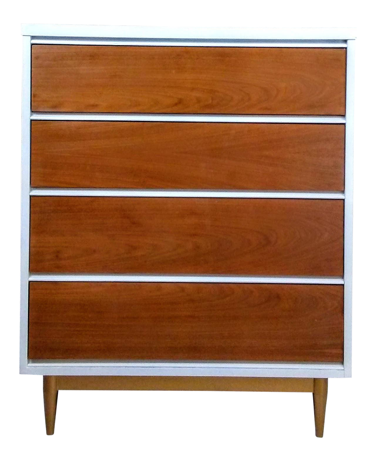 vtg 1940 50s simmons furniture metal medical. Vintage Mid-Century Modern Dresser White Industrial Loft Minimal Bohemian Furniture Retro Vtg 1940 50s Simmons Metal Medical N