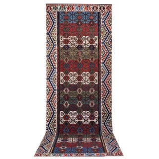 Impressive Antique Konya Kilim For Sale