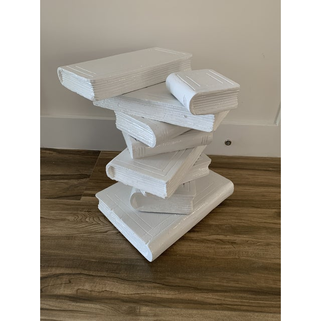 1990s Tromp L'oeil Side Table For Sale - Image 13 of 13