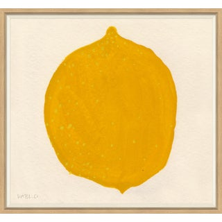 Lemon Zest Art Print For Sale