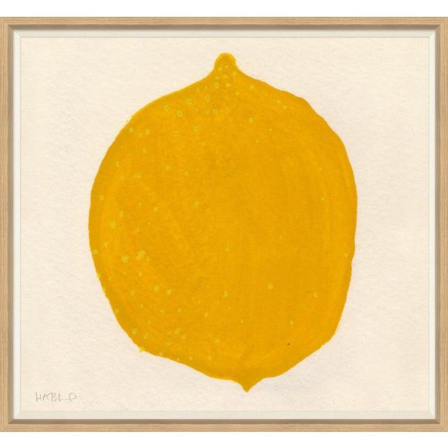 Lemon Zest Art Print For Sale