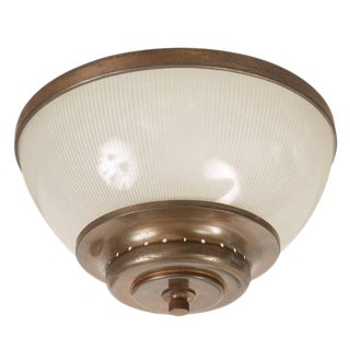 1950s Ignazio Gardella Wall or Ceiling Light for Azucena For Sale