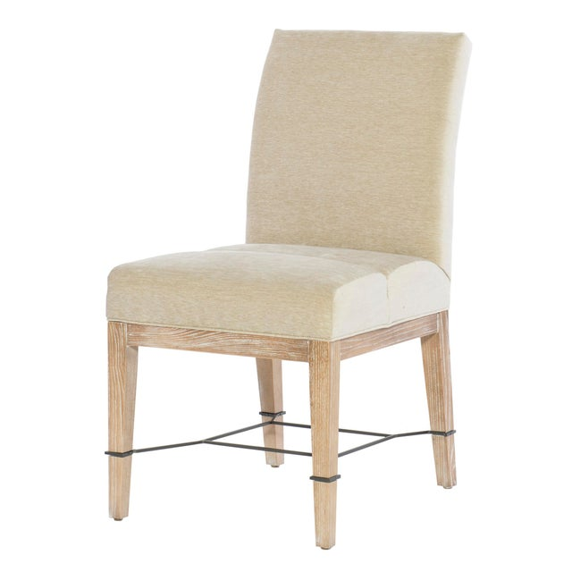 Kravet Thom Filicia Buckley Side Chair - Image 1 of 2