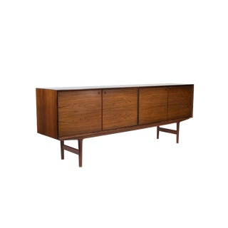 "1950s Mid-Century Modern Fredrik Kayser ""Hertug"" Rosewood Credenza For Sale"