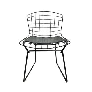 Vintage Harry Bertoia for Knoll Wire Child's Chair