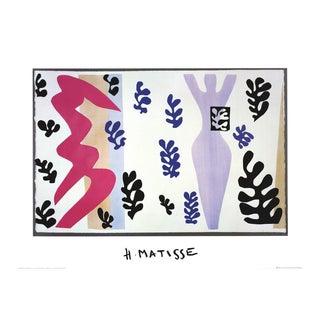 Henri Matisse-La Lanceur de Coteaux-1999 Poster For Sale