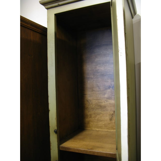Distressed Cupboard / Armoire - Image 3 of 5