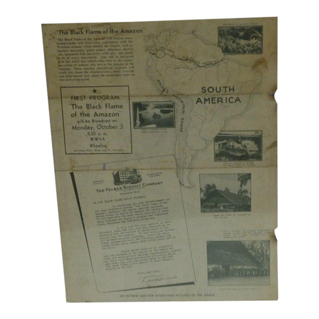 1938 Black Flame Radio Expedition and Broadcast Station For Sale