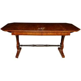 Regency Writing Table For Sale
