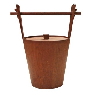 Arni Form Teak Ice Bucket