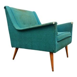 Paul McCobb Style Mid-Century Lounge Chair