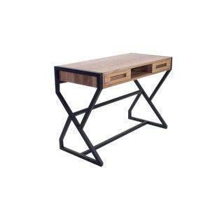 Levita Desk in Solid Matilisguate Wood