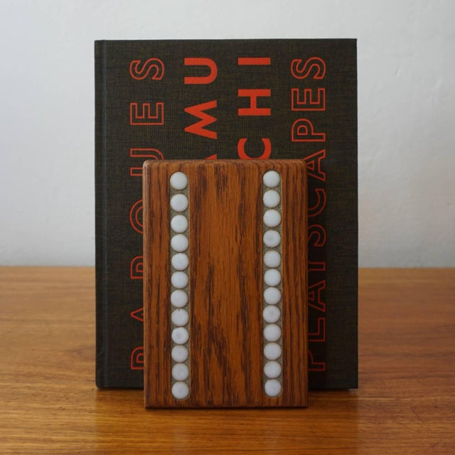 Mid-Century Modern Martz Bookends for Marshall Studios For Sale - Image 3 of 6