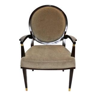 William Switzer Lucien Rollin Armchair For Sale