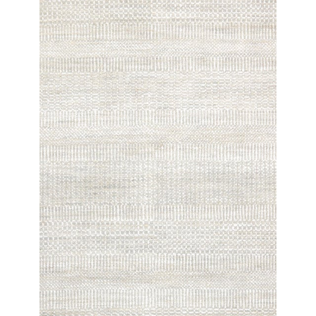 "Pasargad Transitional Silk & Wool Area Rug - 9' 0"" x 11'10"" - Image 2 of 2"