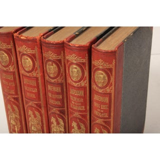 Danish Leather-Bound Books S/5 Preview