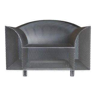 "Shiro Kuramata "" How High the Moon "" Chair for Vitra For Sale"