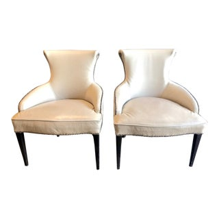 Art Deco Dining Chairs - Set of 9 For Sale