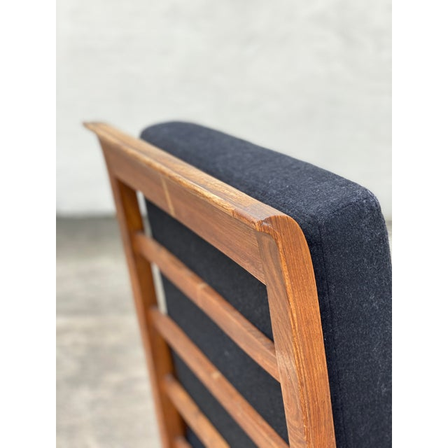 Danish Cabinetmaker Rosewood Armchair For Sale - Image 9 of 13