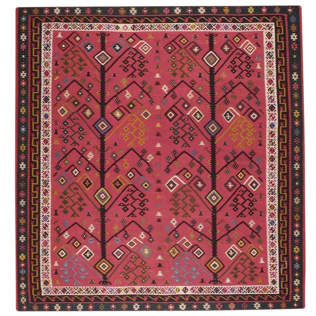 Antique Sharkoy Kilim - Image 1 of 10