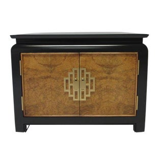Century Asian-Inspired Side Table For Sale