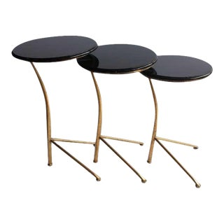 Modern Nesting Tables - Set of 3