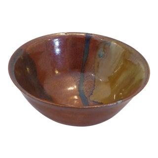 Vintage Japanese Style Tea Bowl For Sale
