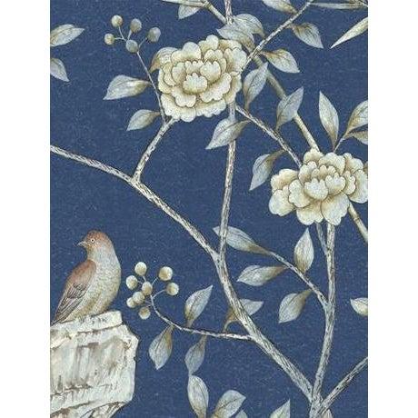 Casa Cosima Royal Brighton Wallpaper Mural - Sample For Sale - Image 6 of 6