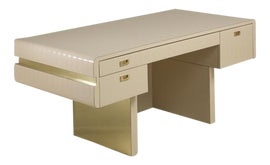Image of Brass Secretary Desks