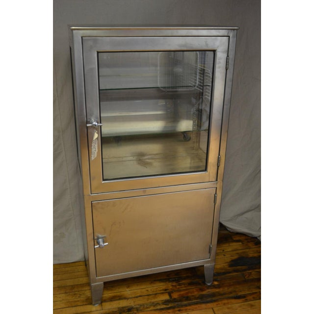 Stainless Steel Dental Lab Cabinet - Image 7 of 8