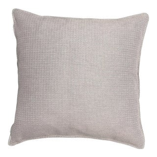 Cane-Line Link Scatter Cushion, Square, Dusty Rose For Sale
