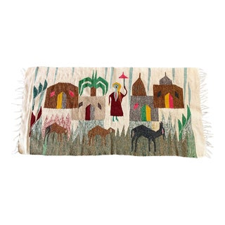 Evelyn Ackerman Style Tapestry For Sale