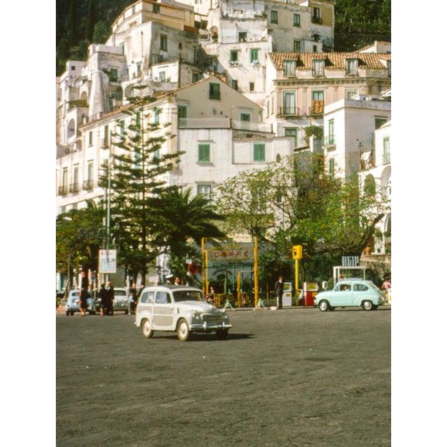 Italian Vintage 1960s Italian Amalfi Coast II Photograph Print For Sale - Image 3 of 6