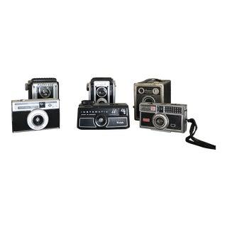 Vintage Film Camera Collection - Set of 6 For Sale