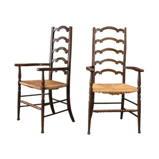 Unique Ladder-Back Chairs For Sale