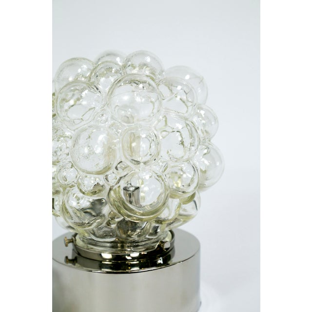 Glass Bubbles Table Lamp For Sale - Image 13 of 14