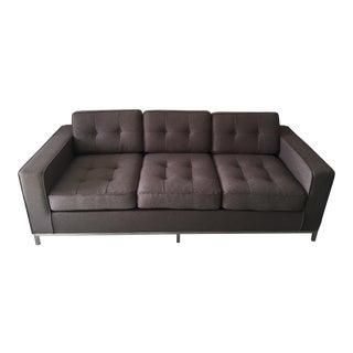 "Designer ""Jane"" Sofa by Gus Modern For Sale"